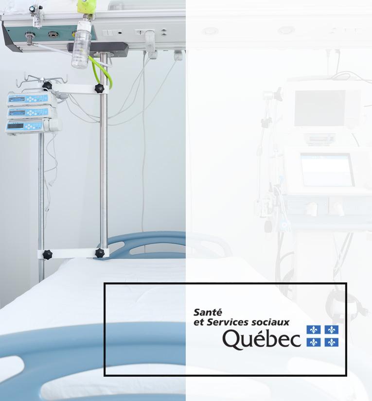 Centre d'optimisation occupation des lits de soins intensifs COOLSI